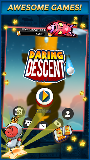 Daring Descent - Make Money Free android2mod screenshots 3