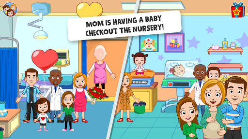 My Town : Hospital and Doctor Games for Kids  screenshots 3