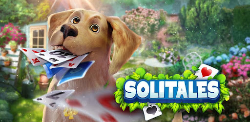 Screenshot of Solitales Garden And Solitaire Card Game In One