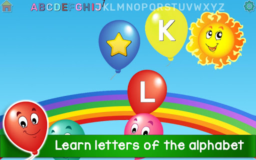 Kids Balloon Pop Game Free ud83cudf88  screenshots 3