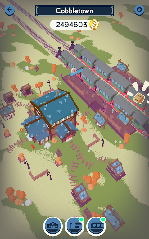 Train Station Idle Tycoon  poster 22