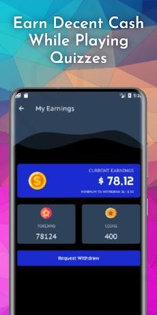 ToKenn - Cash Rewards App Play Quiz Make Moneyのおすすめ画像3