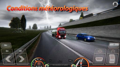 Code Triche Simulateur de Camion : Europe 2 (Astuce) APK MOD screenshots 2