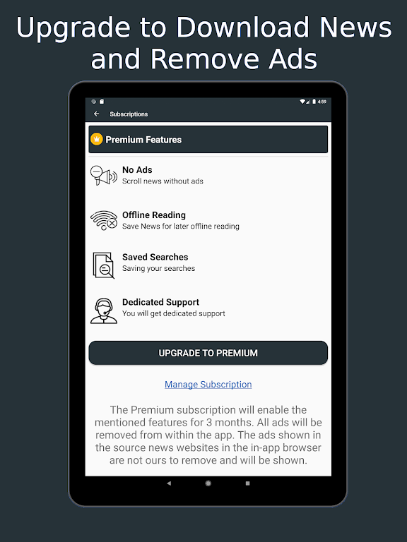 Science News Daily: Science Articles and News App  poster 13