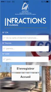 Infractions routiu00e8res 1.5 Screenshots 3