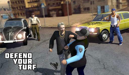 Crime City Mafia Gang War Car Theft Gangster Games  screenshots 8
