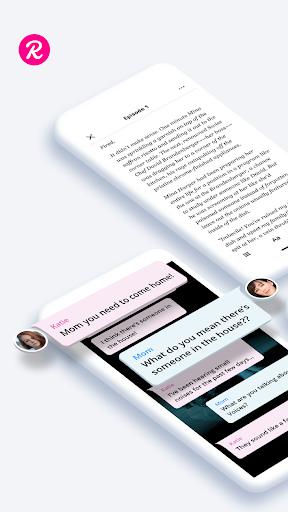 Code Triche Radish — Free Fiction & Chat Stories (Astuce) APK MOD screenshots 6