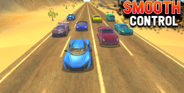 Traffic Car Racing: Highway Driving Simulator 0.0.2 screenshots 2