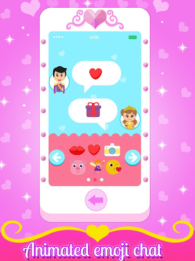 Baby Princess Phone 1.5.2 screenshots 7