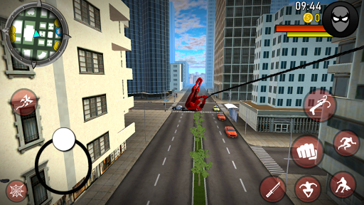 POWER SPIDER - Ultimate Superhero Parody Game apktram screenshots 4