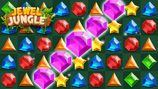 Jewels Jungle Treasure: Match 3  Puzzle 1.7.7 screenshots 5