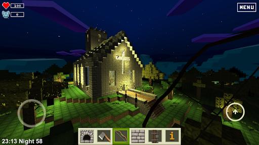 Crafting Dead: Pocket Edition 1.22 screenshots 1