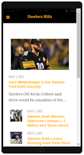 SB Steelers News For Pc – Free Download & Install On Windows 10/8/7 1