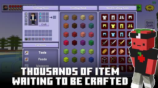 Build Block Craft - Mincraft 3D 1.0.3 screenshots 13