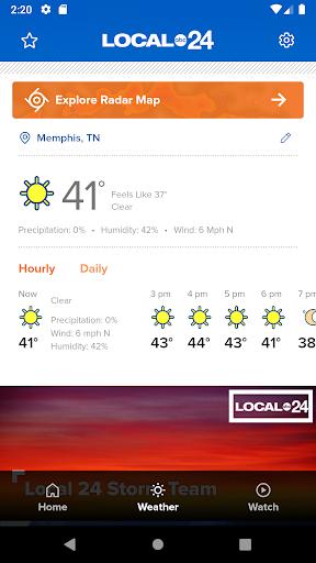mid-south news - local 24 screenshot 2