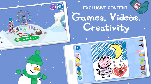 World of Peppa Pig u2013 Kids Learning Games & Videos 3.5.0 screenshots 2