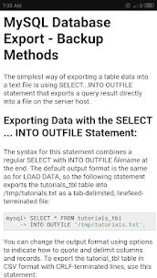 MySQL Complete Guide 5