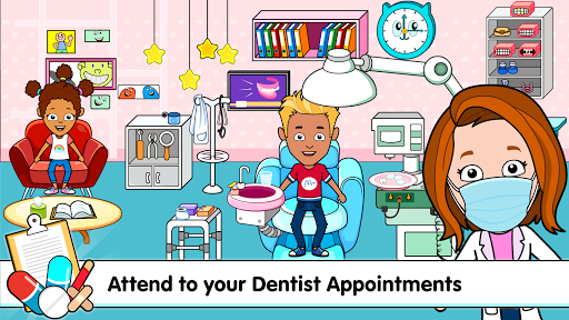 My Tizi Town Hospital - Doctor Games for Kids ud83cudfe5 screenshots 2