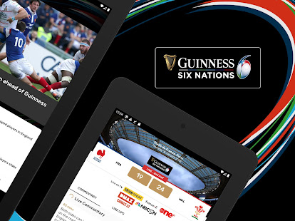 Guinness Six Nations Official
