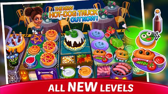 Halloween Cooking : Restaurant & Cooking Games 6
