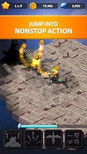 Rogue Idle RPG: Epic Dungeon Battle Mod Apk 1.6.4 (Unlimited Gold/Diamonds/Rebirth Stones) 1