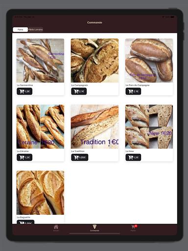Boulangerie Pu00e2tisserie Payeur 1.4.0 screenshots 5