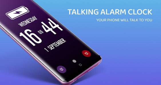 Alarm - Talking Alarm Clock 3.0.3 (Premium)