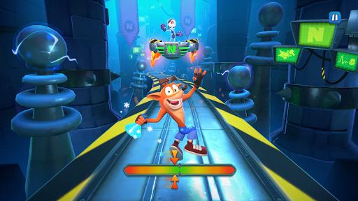 Crash Bandicoot: On the Run! screenshots apk mod 5