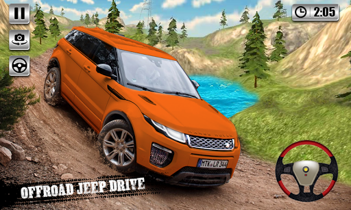 Suv Jeep Rivals Prado Racing 2020 1.14 screenshots 5