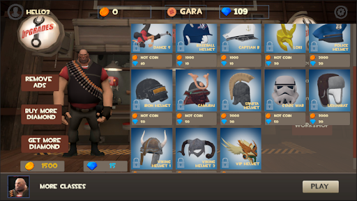 Teams of Fortress 2 Emulator on Mobile 0.7 screenshots 8