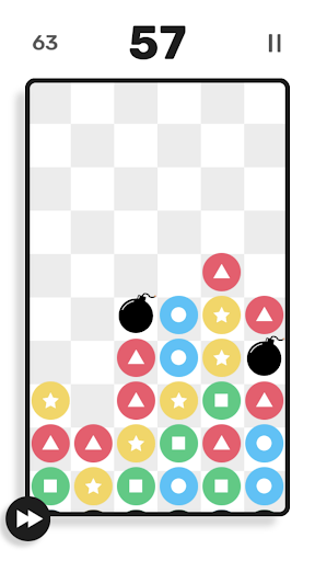 Match Attack - Fast Paced Color Matching Goodness screenshots 2