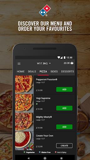 Domino's Pizza 2.56.0.451 Screenshots 2