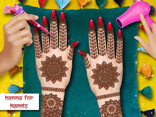 Royal Indian Wedding Rituals and Makeover Part 1 21.0.2 screenshots 9