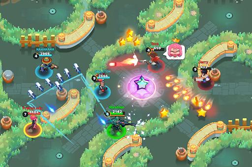 Heroes Strike - Modern Moba & Battle Royale  screenshots 11