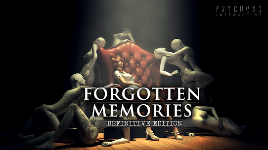 Forgotten Memories APK MOD 1.0.5 1