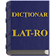 Dicționar Latin Român cover