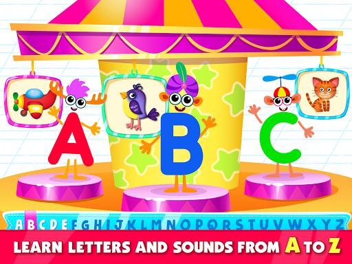 Bini Super ABC! Preschool Learning Games for Kids!  screenshots 9