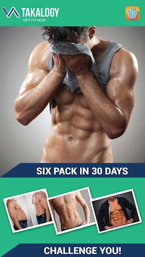 Six Pack in 30 Days - Abs Workout 1.5.0 Screenshots 1