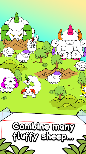 Sheep Evolution - Merge and Create Mutant Lambs screenshots 3