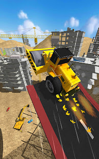 Construction Ramp Jumping - Screenshot 12