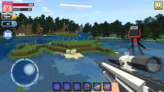 Fire Craft: 3D Pixel World MOD (Unlimited Money) 5