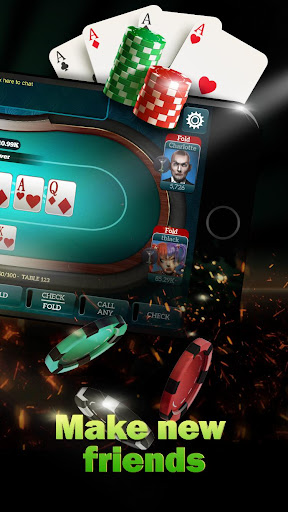 Live Poker Tablesu2013Texas holdem and Omaha 5.2.5 screenshots 2