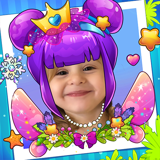 Baixar Photo Kids Free: Pic Editor with Cartoon Stickers! para Android