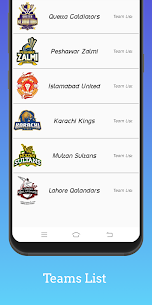 HBL PSL 2021 For Android 4