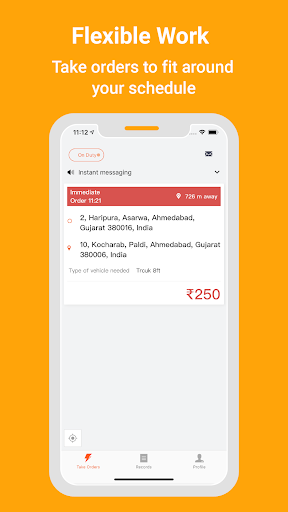 Drive with Lalamove India - Earn Extra Income 4.855.123972 Screenshots 3