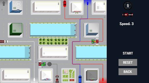 Traffic Control Puzzle - City Driving apktreat screenshots 2