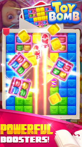 Toy Bomb: Blast & Match Toy Cubes Puzzle Game  screenshots 3