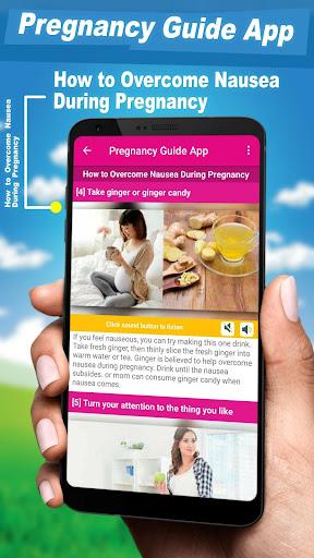 Pregnancy Guide App Pregnancy Guide App 5.0 Screenshots 6