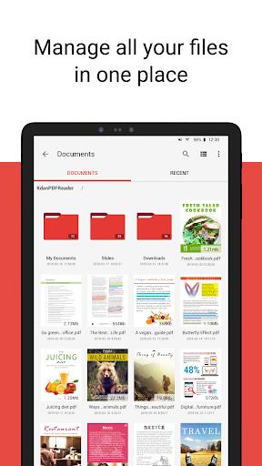 PDF Reader - Sign, Scan, Edit & Share PDF Document screenshots 11