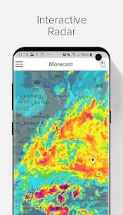 Weather Forecast, Radar & Widget – Morecast 1